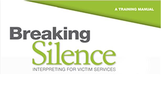 Breaking Silence Logo