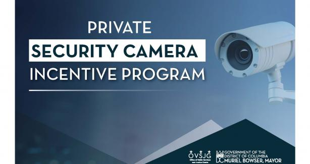 Security Camera Rebate Program