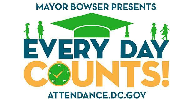 Every Day Counts logo with website