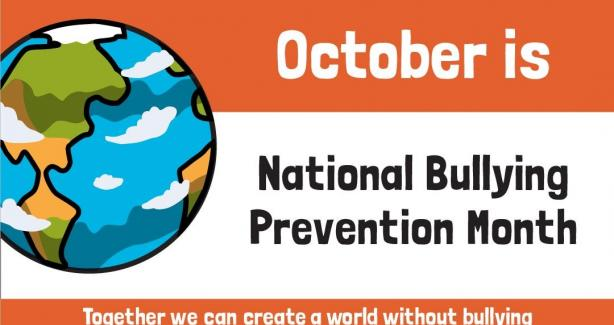 October is National Bullying Prevention Month with Globe
