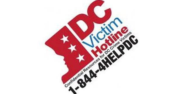 DC Victim Hotline Logo