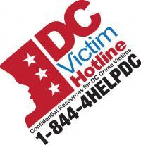 DC Victim Hotline 844-4-HELP-DC (844-443-5732)